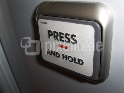 PRESS AND HOLD