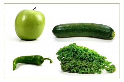 grüne Ware