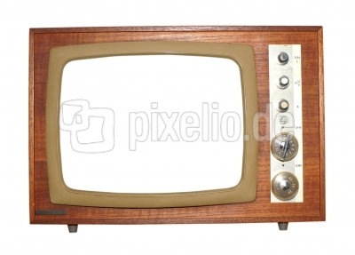 Alter Fernseher aus den 60ern