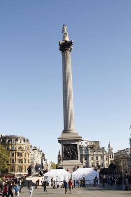 Admiral Nelson Memorial, Trafalgar Square