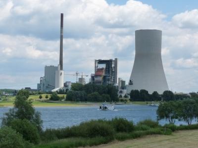 Kohlekraftwerk Duisburg-Walsum