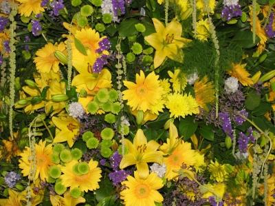Blumen - Arrangement