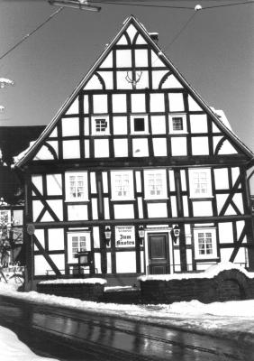Zum Knoten Freudenberg Siegerland im Alten Flecken