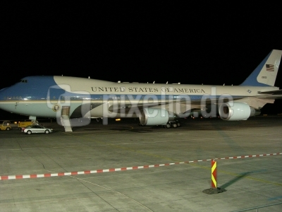 Air Force One...