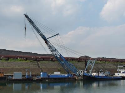 Kran 1 Duisburger Hafen)