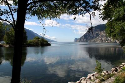 Lago di Garda bei Torbole
