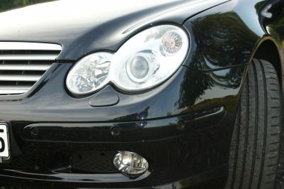 Mercedes Sportcoupè C 180