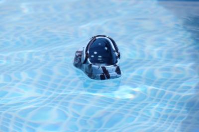 Der schwimmende Schuh