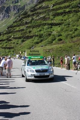 Achtung Radrennen