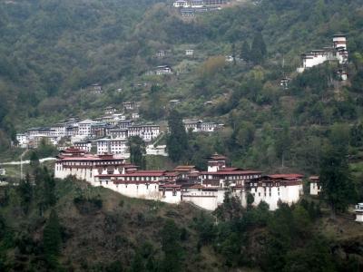 Dzong von Trongsa