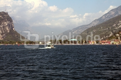Nordseite Lago di Garda