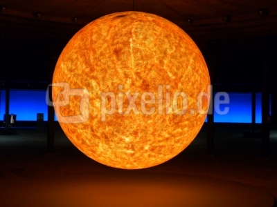 Unsere Sonne