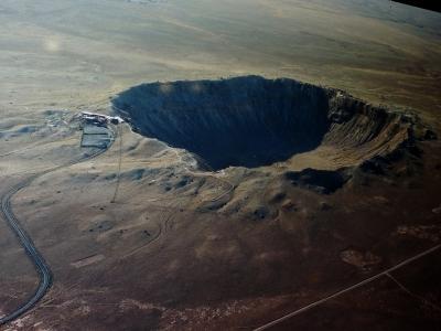 Barringer-Krater (Arizona)