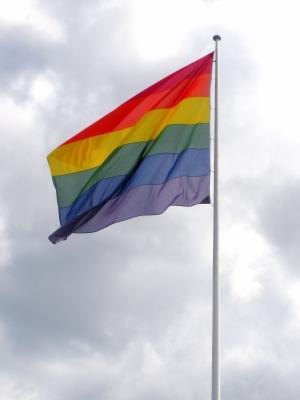 Rainbow-Flag II