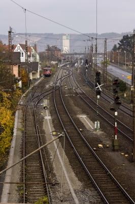 Bahnhof Karlstadt a. Main