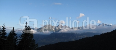 Panorama - Simplonpaß