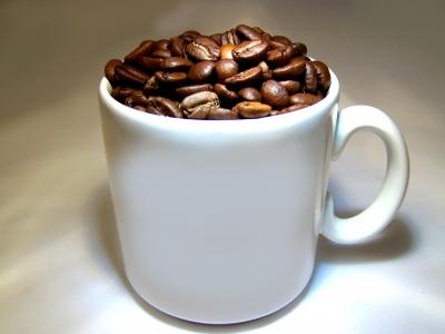 1 Tasse Kaffee