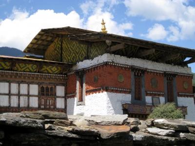Tempel von Jampa