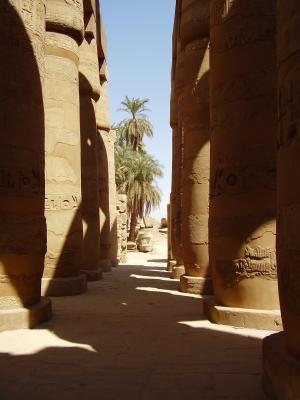 Ägypten, Land zwischen Licht und Schatten