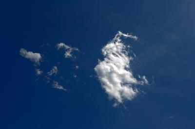 Wolken&Himmel I