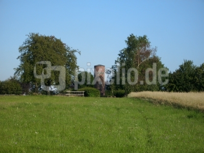 Der Hindenburgturm in Waldbrunn