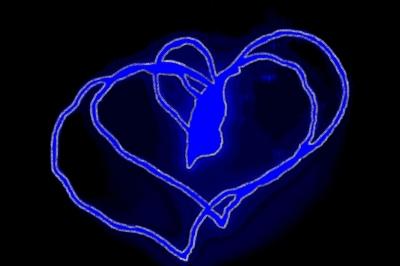 Blau vor Liebe