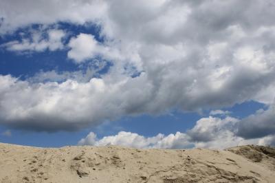 Sandhügel