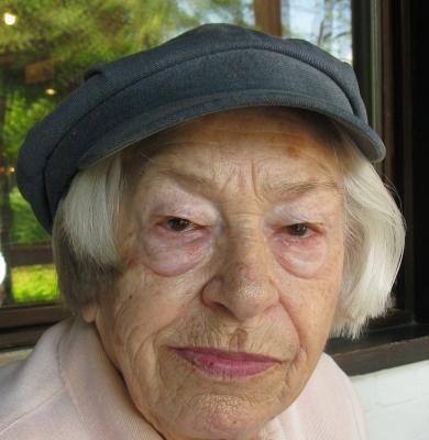 Meine 86 Jahre alte Oma