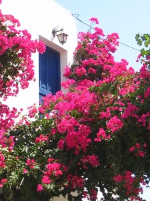 Türe auf Paros