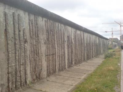 Stück Berlinermauer