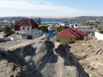 Lüderitz/Namibia