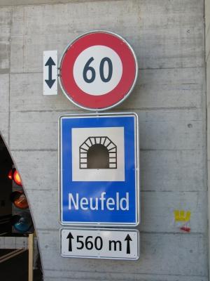 Neufels Tunnel