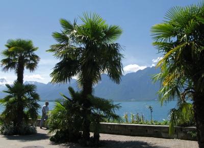Montreux am Lac-Léman
