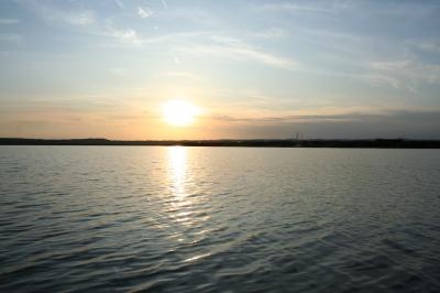 Sonnenuntergang am Neusiedler See 3