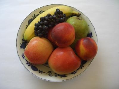 Obst ist gesund...