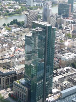 Wolkenkratzer Frankfurt 06