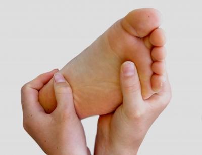 Fußmassage 01