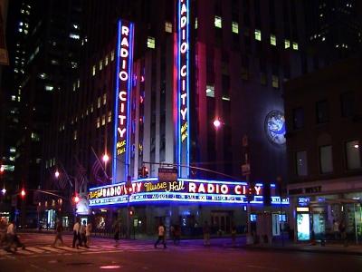 RadioMusicHall NY