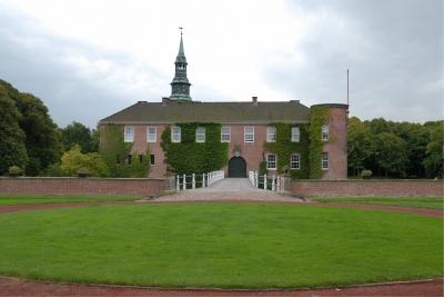 Schloss Lütetsburg nahe Norden