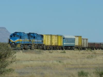 Eisenbahn in Namibia