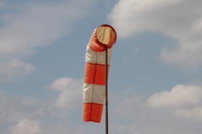 Windsack - windstill