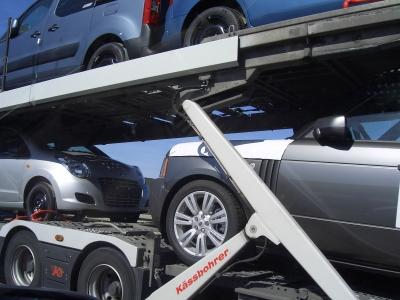 Autoindustrie-Hochkonjunktur