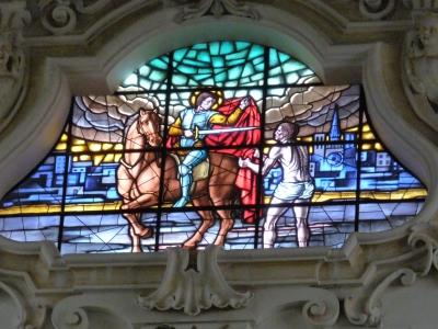 Der Heilige St. Martin