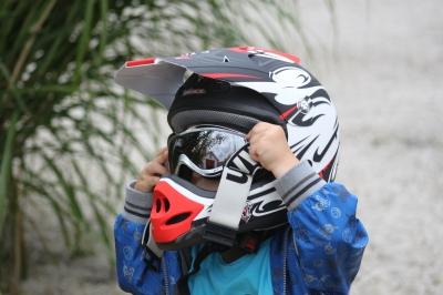 Mini-Rennfahrer