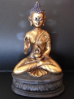buddha ...kleine skulptur