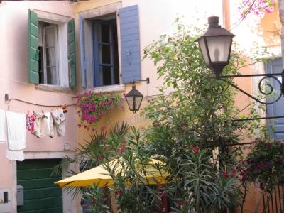 Altstadtidylle in Istrien