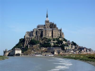 Der heilige Berg der Franzosen - Mont St. Michel