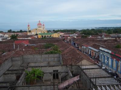 Antigua von oben