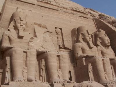 Ramses-Tempel Abu Simbel Assuan