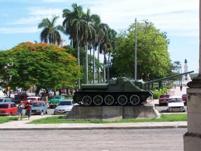 Havanna: Am Revolutionsmuseum